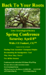Poster for Spring Conf