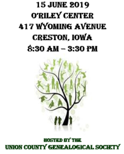 clipart Southwest Iowa Digging for Genealogy location